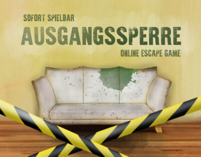 Online Escape Game – Ausgangssperre