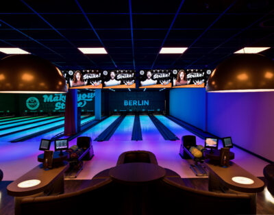 Kids Birthday Party in der Bowling World Berlin