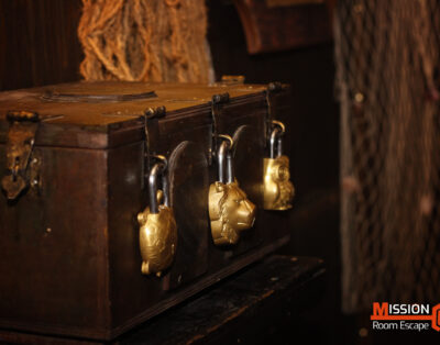 Spannender Piraten Escape Room – Der Fluch der Black Pearl